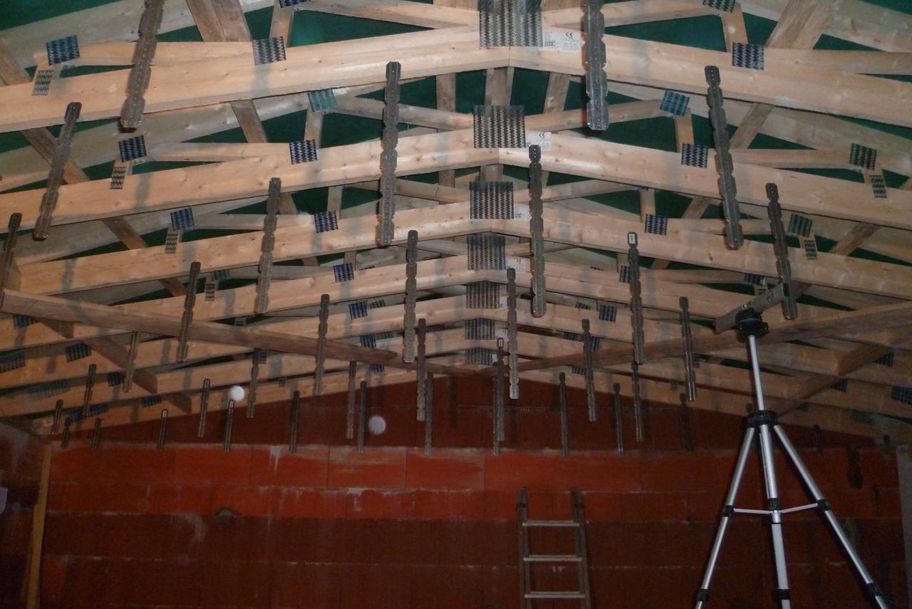 Brique Platriere Plafond Maison Image Id E # Cheville Pour Brique Platriere